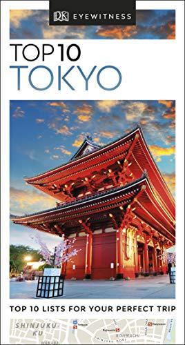 Top 10 Tokyo (DK Eyewitness Travel Guide) (English Edition)