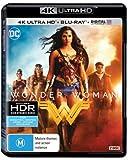Wonder Woman 4K UHD Blu-ray / Blu-ray | Gal Gadot | Region B