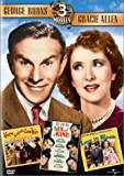 George Burns & Gracie Allen Collection (Here Comes Cookie  / Love in Bloom / Six of a Kind) [DVD] [Region 1] [US Import] [NTSC]