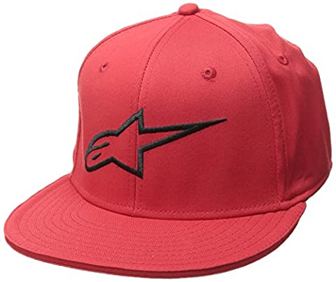 Alpinestars Men's Ageless Flat Hat Baseball Cap,