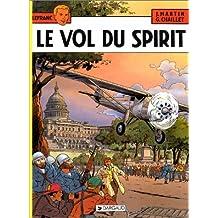 Lefranc, tome 13 : Le vol du Spirit