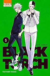 Black Torch Edition simple Tome 5