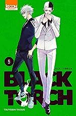 Black Torch T05 (05) de Tsuyoshi Takaki