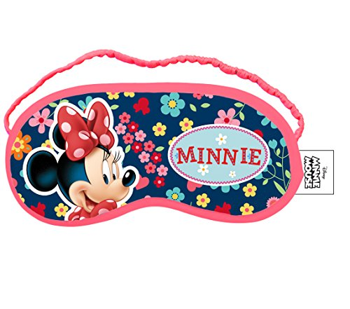 Disney bambini eye mask minnie automotive, multicolore, s