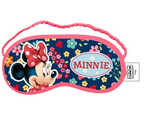 Disney Kinder Eye MASK Minnie Automotive, Mehrfarbig, S