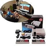 Riotis Console de Jeu Classique HDMI Jeux rétro Classique Mini Console de Jeux...