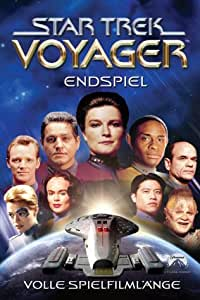 Star Trek - Voyager: Endspiel [VHS]