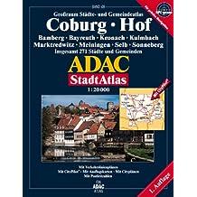 ADAC Stadtatlanten, Frankenwald, Coburger Land