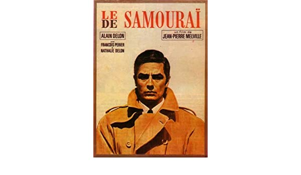 Le Samourai Poster Movie Affiche du film French 11 x 17 Inches ...