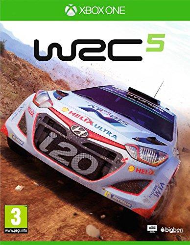 Bigben Interactive WRC 5, Xbox One videogioco Basic