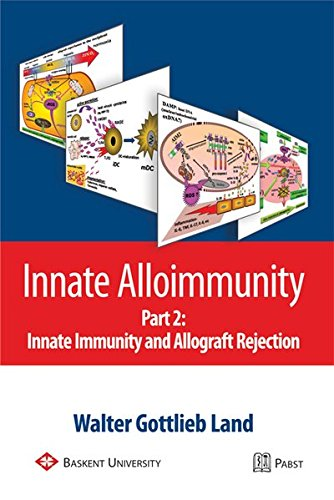 Innate Alloimmunity, 1 CD-ROM Innate Immunity and Allograft Rejection