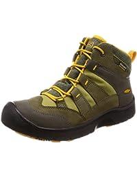 KEEN Kids' Hikeport Mid WP Hiking Boot