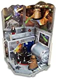 Enlarge toy image: Doctor who into the dalek time zone figure collection set with new clara figure
