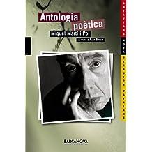Antologia poètica (Llibres Infantils I Juvenils - Antaviana - Antaviana Clàssics Catalans)