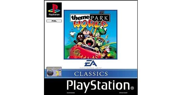 Theme Park World Classic: Amazon co uk: PC & Video Games