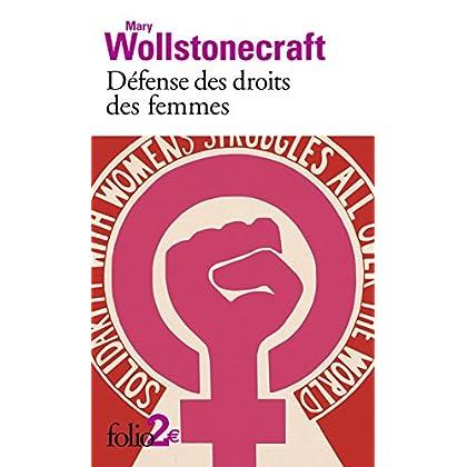 Défense des droits des femmes (Textes choisis) (Folio 2? t. 6111)