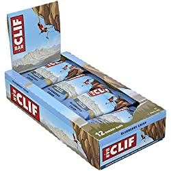Clif Bar Energieriegel Blueberry Crisp, 12er Pack (12 x 68 g)
