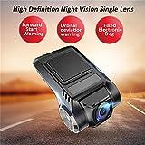 Roblue Dashcam Autokamera Aufnahmegerät Fahren Auto Dash Cam1080 HD Dashcam Kamera Drive Recorder Rückspiegel Monitor mit Rückfahrkamera Lens Touchscreen 170° Weitwinkel