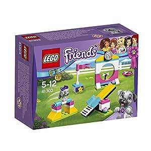 LEGO Friends 41303 - Set Costruzioni Il Parco Giochi dei Cuccioli