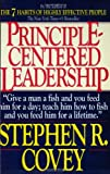 Principle-Centered Leadership: Strategies for Pers Personal & Professional Effectiveness (Paper Only)