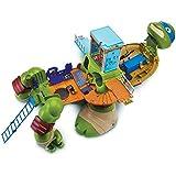 Tortugas Ninja - Mega playset (Giochi Preziosi 95151)