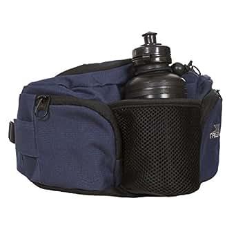 Trespass Unisex Vasp Waist Bag, Navy Blue, 5 litre