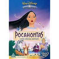 POCAHONTAS SE DVD RETAIL DUAL