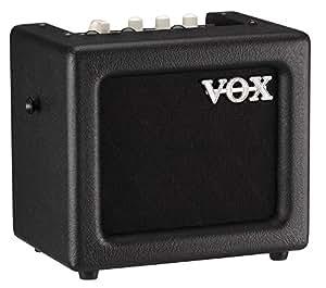 Vox MINI3-G2-BK Amplificateur Noir