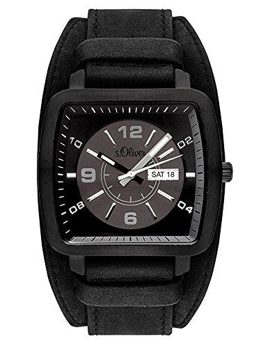 s.Oliver Herren-Armbanduhr SO-3493-LQ