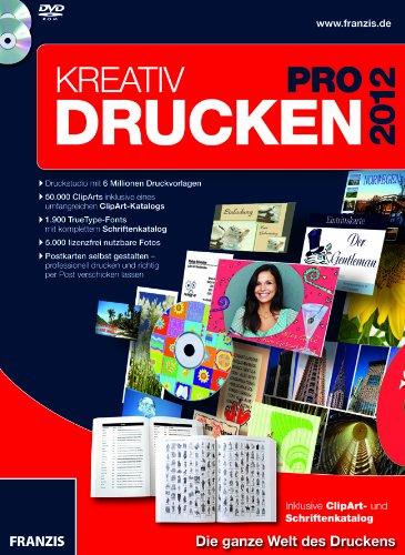 Kreativ Drucken Pro 2012