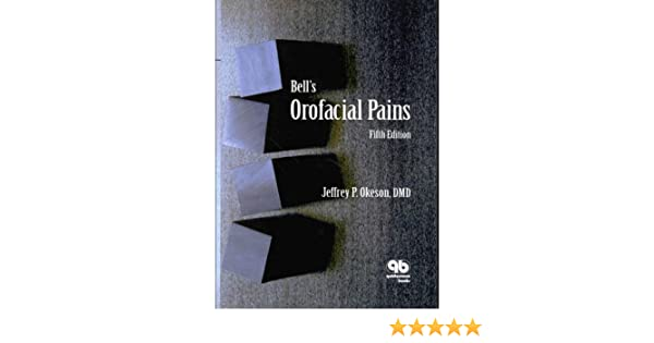 Bells Orofacial Pain Ebook