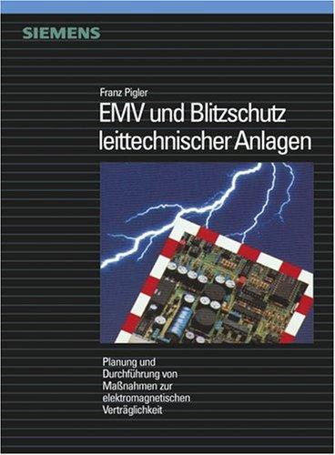 EMV und Blitzschutz in leichttechnischen Anlagen: Planung und Durchführung von Massnahmen zur elektromagnetischen Verträglichkeit