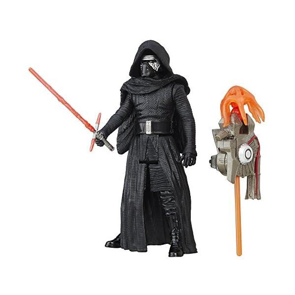 Star Wars: El despertar de la fuerza - Kylo Ren 9.5 cm Figura de acción 1