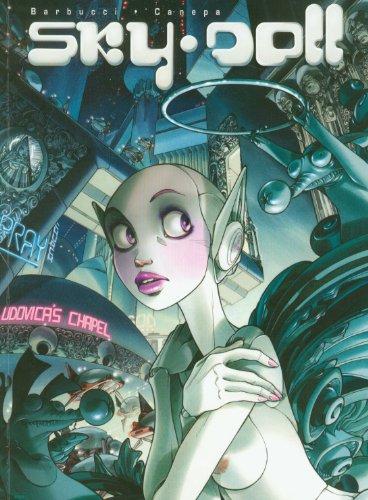 Science fiction Sky Doll