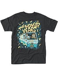 Plastic Head Wonder Years, the Wndr Van, T-Shirt Homme