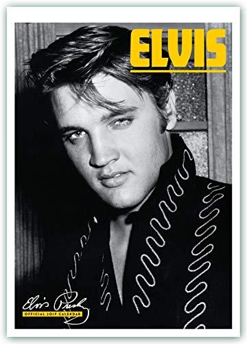 Elvis 2019 - A3 Format Posterkalender: Original Danilo-Kalender [Mehrsprachig] [Kalender] (A3-Posterkalender) -