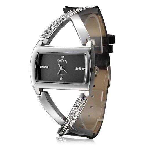 Reloj de Muñeca Analógico de Diseño para Mujer