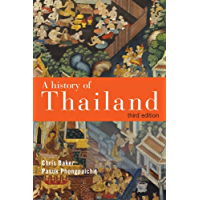 A History of Thailand (English Edition)