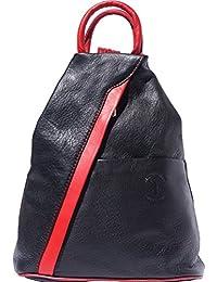 Florence Leather Market Bolso mochila y bolsa de hombro 2061