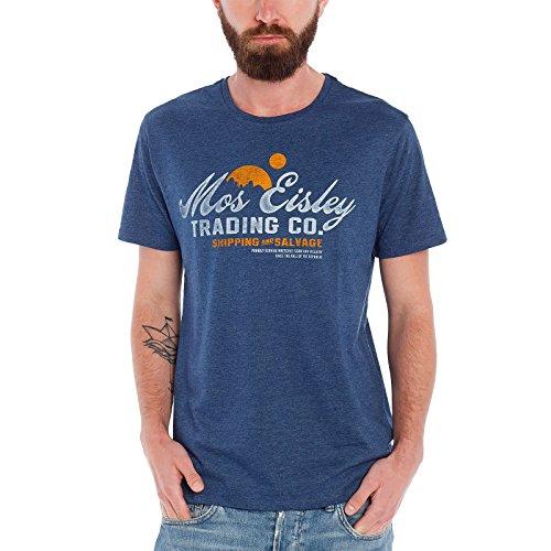 Star Wars Mos Eisley Trading T-Shirt blau meliert L