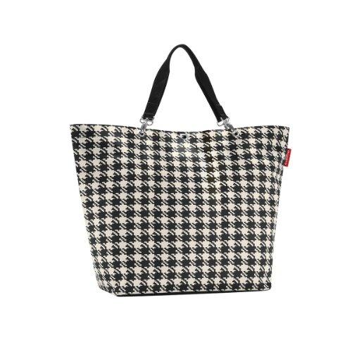reisenthel shopper XL fifties black Maße: 68 x 45,5 x 20 cm / Volumen: 35 l