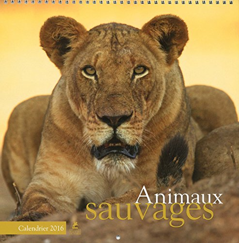Animaux sauvages Calendrier 2016