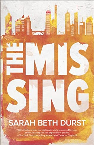 book cover of The Missing