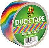 Duck Tape Paint The World