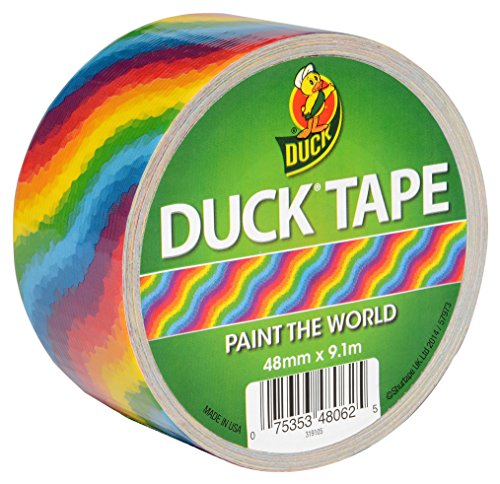 Ducktape - Paint The World Ideal für Reparaturen und kreative ()