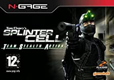 TOM CLANCY´S SPLINTER CELL TEAM STEALTH ACTION