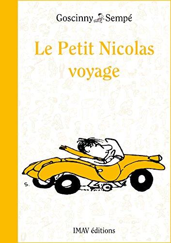 Le Petit Nicolas voyage (French Edition) eBook: Goscinny, René ...