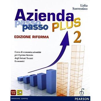 Azienda Passo Passo Plus. Con Espansione Online. Per Le Scuole Superiori: 2