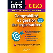 Objectif BTS Fiches CGO 2016