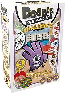 AsmodeeDOBMAQ02 - Juego Dobble Des Marques Challenge